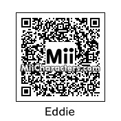 QR Code for Edward the Head by !SiC