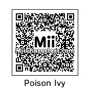 QR Code for Poison Ivy by PRMan!!
