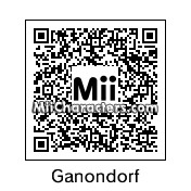 QR Code for Ganondorf by BobbyBobby