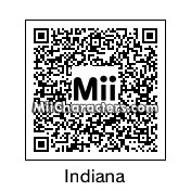QR Code for Indiana Jones by Mr Tip