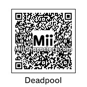 QR Code for Deadpool by Mr Tip