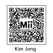 QR Code for Kim Jong Il by !SiC