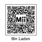 QR Code for Osama Bin Laden by !SiC