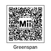 QR Code for Alan Greenspan by rababob