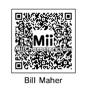 QR Code for Bill Maher by rababob