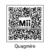 QR Code for Glenn Quagmire by Toon and Anime