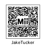 QR Code for Jake Tucker by Toon and Anime