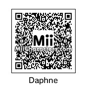 QR Code for Daphne Blake by Mr. Tumnus