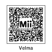 QR Code for Velma Dinkley by Mr. Tumnus