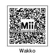 QR Code for Wakko Warner by BrainLock