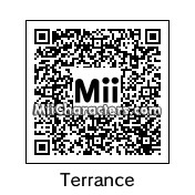 QR Code for Terrance by Toon and Anime