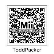 QR Code for Todd Packer by Nelson