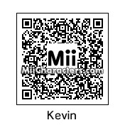 QR Code for Kevin Malone by Nelson