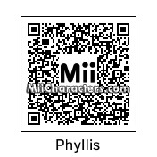 QR Code for Phyllis by Nelson
