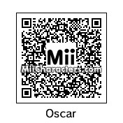 QR Code for Oscar Martinez by Nelson