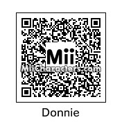 QR Code for Donnie Darko by Ajay