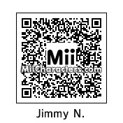 QR Code for Jimmy Neutron by Toon and Anime