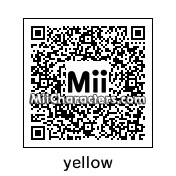 QR Code for Yellow Bastard by Mr Tip