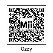 QR Code for Ozzy Osbourne by Jason