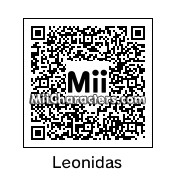 QR Code for Leonidas by Eric