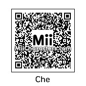QR Code for Che Guevara by Eric
