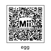 QR Code for Hatching Egg by Mr Tip