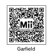 QR Code for Garfield by Scooby