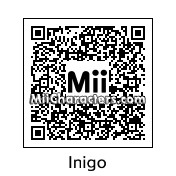QR Code for Inigo Montoya by Andy