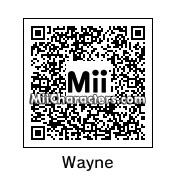 QR Code for Wayne Campbell by Jason