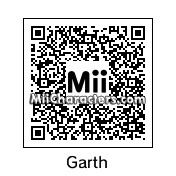QR Code for Garth Algar by Rhino