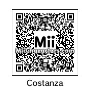 QR Code for George Costanza by Phillip