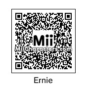 QR Code for Ernie by cesco