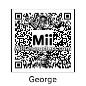 QR Code for George Harrison by Jason