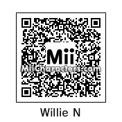 QR Code for Willie Nelson by WILLIE N.