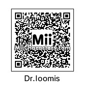 QR Code for Dr. Loomis by Mr. Tip