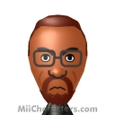 Malcolm X Mii Image by Eric