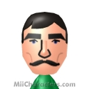 Daniel Day-Lewis Mii Image by Ajay