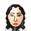 Amy Winehouse Mii Image by Eric