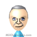 Hannibal Lecter Mii Image by Andy