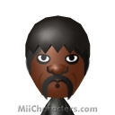 Jules Winnfield Mii Image by Andy