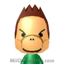 Bowser Jr. Mii Image by Toon&Anime