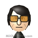 Roy Orbison Mii Image by Johnny C