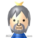 The Ice King Mii Image by waTimeisIt