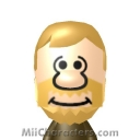 Barney Rubble Mii Image by Johnny C
