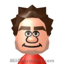 Wreck-It Ralph Mii Image by waTimeisIt