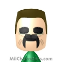 Creeper Mii Image by Eben Frostey