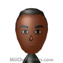 Stephen Franklin Mii Image by khrome