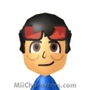 Ash Ketchum Mii Image by Tristan Groff