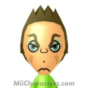 The Grinch Mii Image