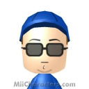 Officer Barbrady Mii Image by Toon and Anime
